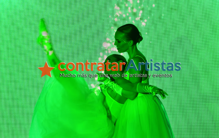 Performance espectacular para eventos | ContratarArtistas.com