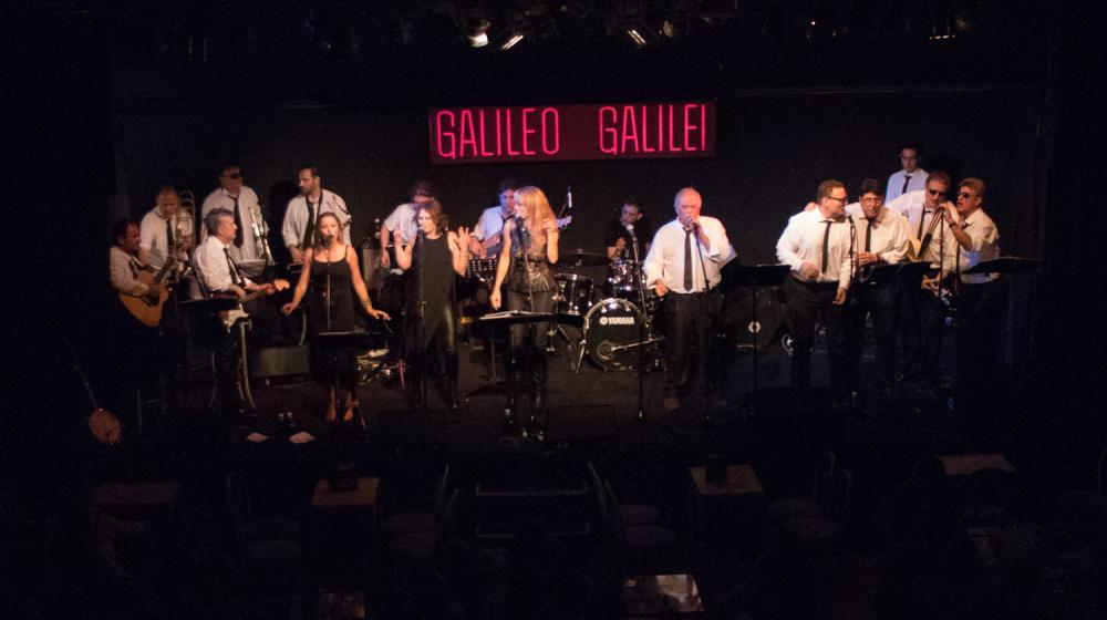 The Party Big band repertorio soul y blues | ContratarArtistas.com