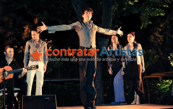 Flamenco eventos | ContratarArtistas.com