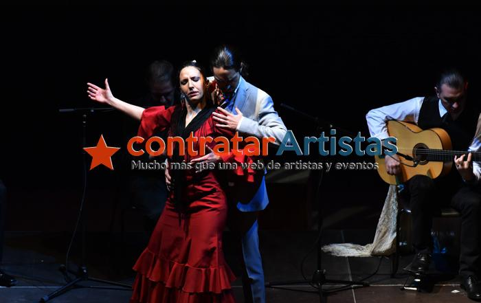 Show flamenco Madrid | ContratarArtistas.com