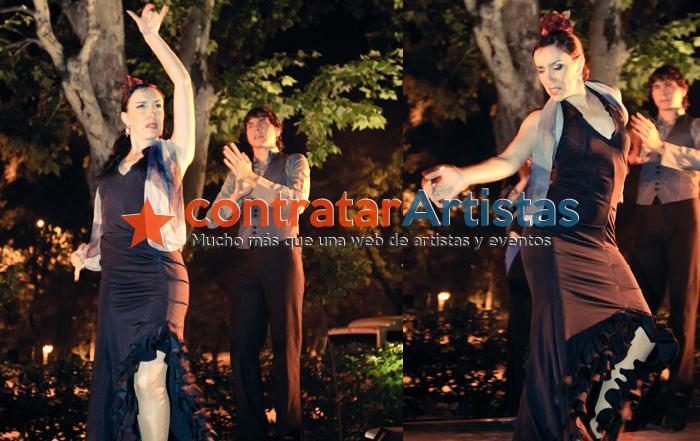 Sarao flamenco Madrid | ContratarArtistas.com