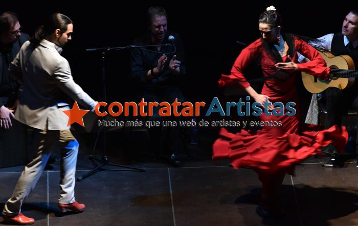 Grupo flamenco Madrid | ContratarArtistas.com
