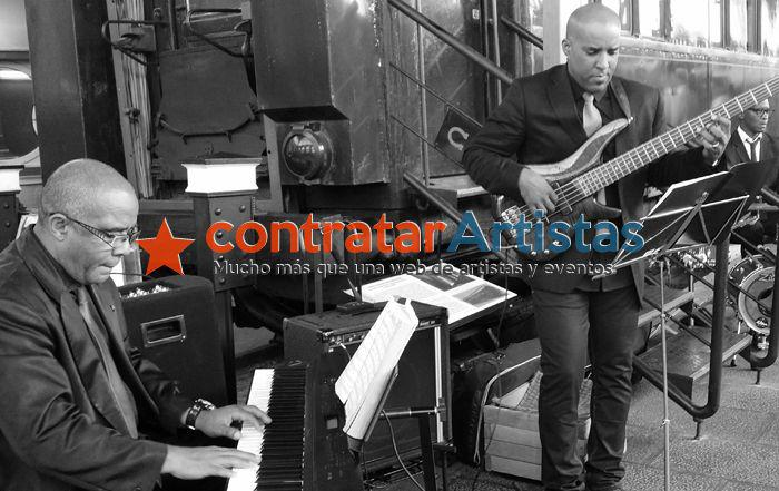 Trío Latin Jazz Madrid | ContratarArtistas.com