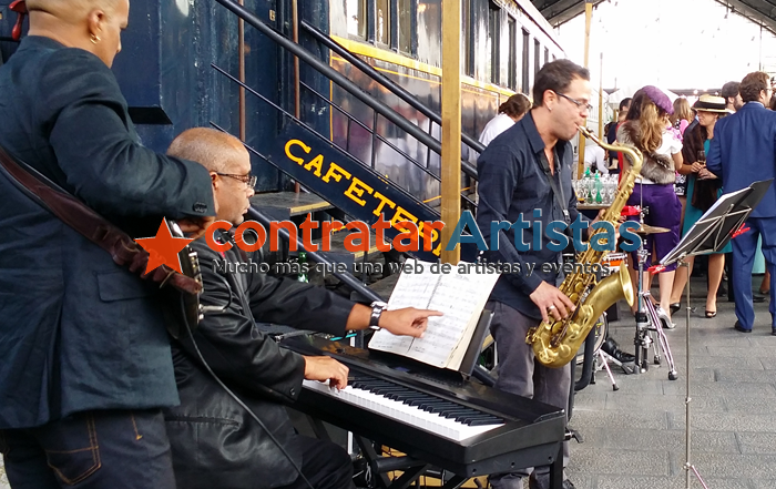 Grupo latin Jazz Madrid | ContratarArtistas.com