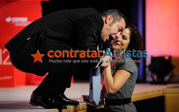 Conferencias divertidas | ContratarArtistas.com