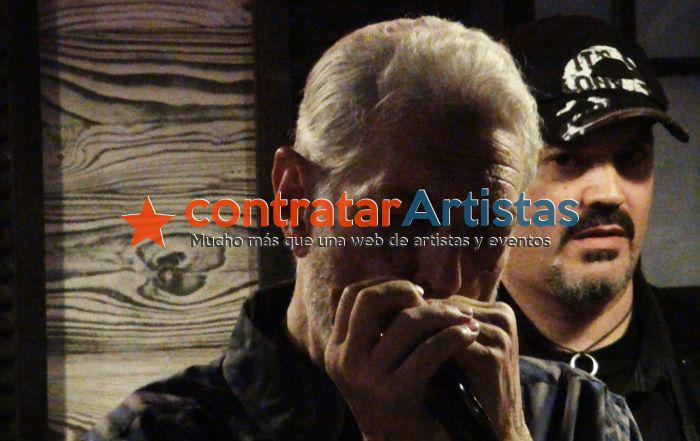 Cantante country Madrid | ContratarArtistas.com