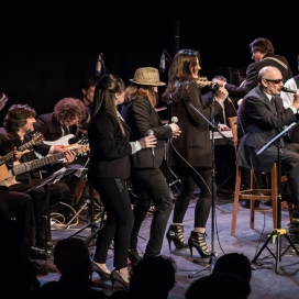The Party - The soul Bigband en concierto